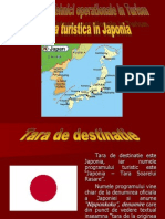 Program Turistic International in Japonia prezentare