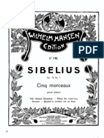 Sibelius the Spruce