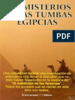 Arca de Papel - Los Misterios de las Tumbas Egipcias.pdf