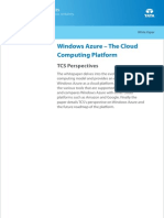 HighTech Whitepaper Windows Azure 09 2011