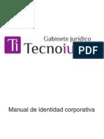 Tecnoiuris Manual Identidad Corporativa
