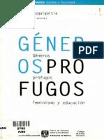 GENEROS PROFUGOS