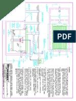 Waste water treatment plan