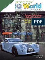 Auto World - Vol 3 Issue 10