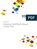 Infoblox Whitepaper Dos Ddos Attacks