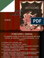 Sofoklo, Antigona