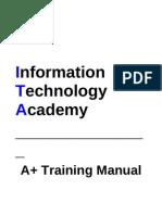 A+ Manual