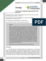 Phyto Pharmacology