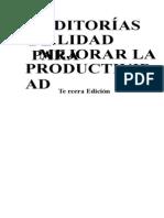 Auditorias de Caloidad Para Mejorar La Productividad
