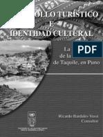 Desarrollo Turistico e Identidad Cultural