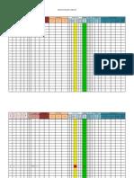 Formato Identificacion de Peligros y Evaluacion de Riesgos