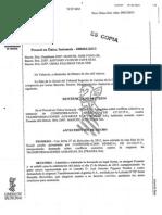 Sentencia Revisiones Medicas BE.