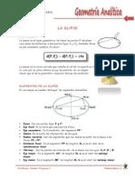 Geometria analitica 5 (Elipse e Hipérbola)