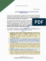 Aprueban Disposiciones Específicas para los EIAs Detallados del Sector Energía y Minas - Resolución Ministerial 092-2014-MEM/DM