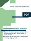 Cap 3 El Subjuntivo en Cláusulas Adverbiales