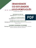 Germanismos pouco estudados do galego-português