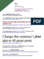 p2 caitie gowens-page formatting practice