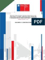 Guia diseño obras marítimas, VOLUMEN 3, 2013