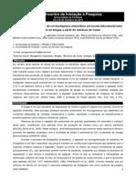 Artigo do Biogás - Encontro Científico UNIFOR 2012.2 Final