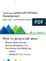 Getting Started With Alfresco Development