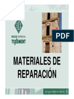 (Materiales de Reparación La Salle)