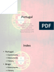 portugal - english work