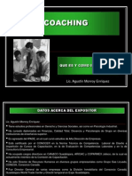 Coaching Que Es y Como Implantarlo