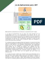 Arquitectura de Aplicaciones para NET
