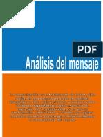 Analisis Del Mensaje-FH