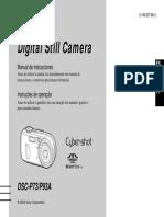 Manual Sony P93