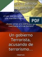 El terrorismo colombiano