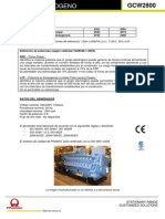 Generador Diesel Pc Gcw2800 Es-rev-01