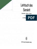 10 Lehrbuch Des Sanskrit Grammatik, Lektionen, Glossar