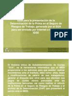 Guia Prima Riesgo 2007