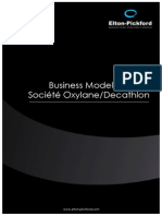 74148468 Etude Business Model Decathlon Oxylane