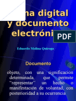 Firma Digital y Documento Electronico (CP 2009)
