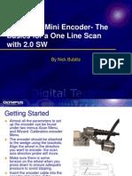4.Omniscan Setup - Min-Wheel Encoder Setup