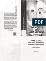 Nikos Stagnos Ed 2000 Conceptos Del Arte Moderno Del Fauvismo Al Postmodernismo Hugo Mariani Trad