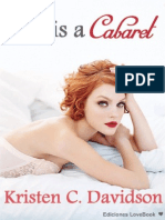 Life is a Cabaret - Kristen C. Davidson