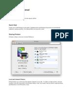 Printopia Manual