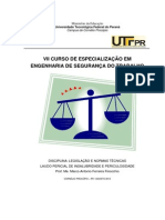 Apostila Legislacao e Normas 2013