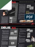 XP Deus V3.0 Promo Page