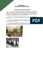 Modelos contemporâneos de explicação sociológica