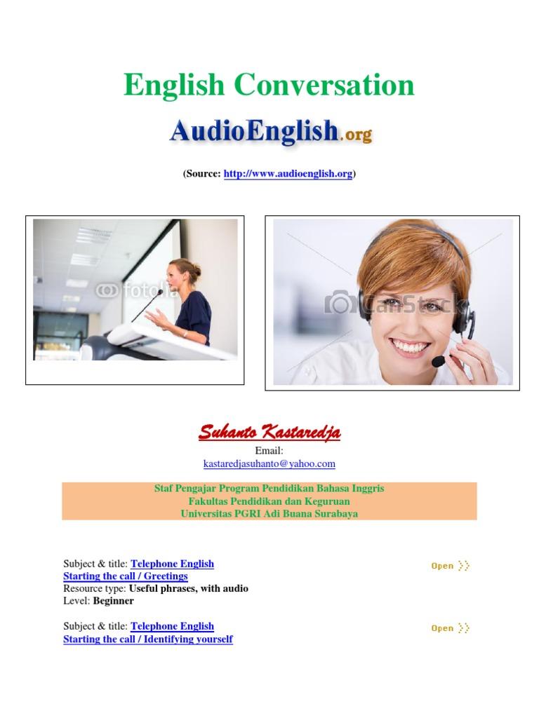 Audio English org | Car Rental | Depreciation