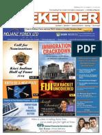 Indian Weekender Vol 5 issue 20