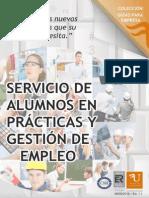 Servicio de Gestion de Practica y Empleo