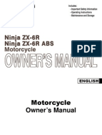 2013 owner's manual zx636ed-fd