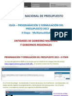 Aplicativo de Prog y Form 2013