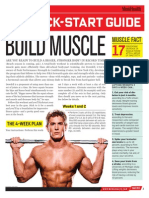 Men's Health Pack on Muscle