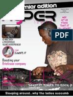 Hyper Magazine Vol 1 Issue 1